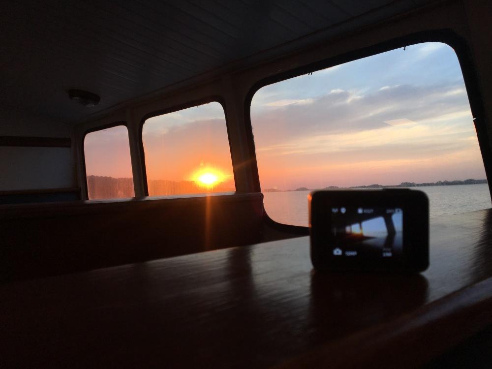 Gopro Sunset Ferry