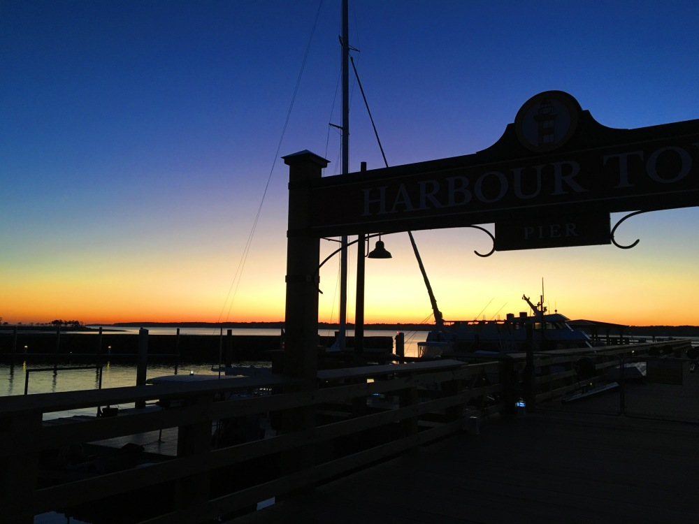 Harbour Town Sunset.JPG